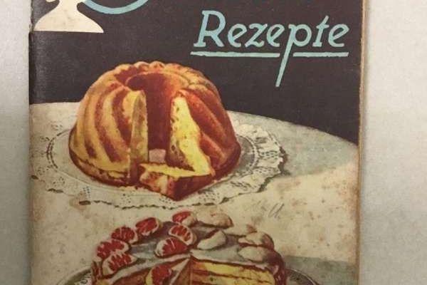 Dr. Oetker-Rezepte aus dem Jahr 1930