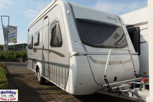 Wohnwagen Hymer-Eriba Nova Light 425 - Bestzustand