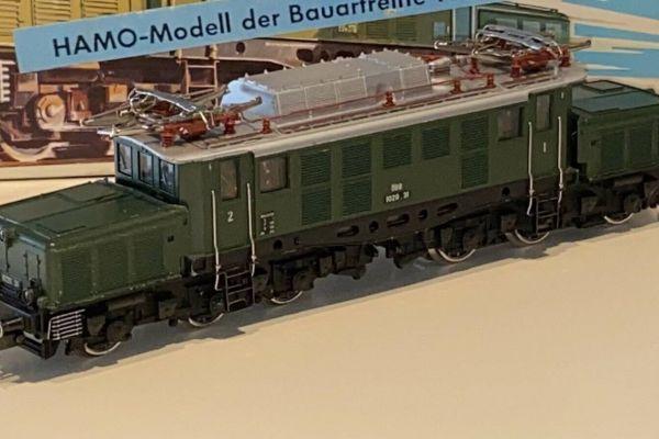 Märklin 3052 E-Lok BR 1020 der ÖBB