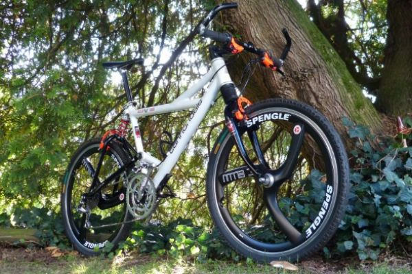 CANNONDALE DELTA V CUSTOM FULL 21 MIT SpengleLR