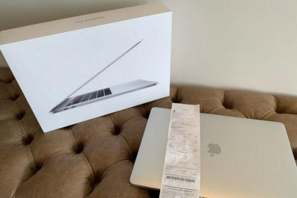 Apple 2017 15 MacBook Pro Retina 2,9 GHz i7