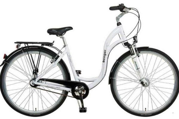 City comfort bike