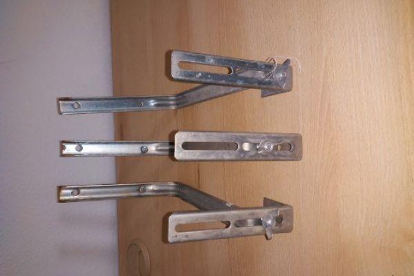 Verkaufe Balkon Hacken Metal