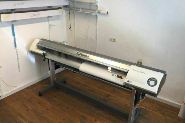 Roland RS-640 Grossformatdrucker
