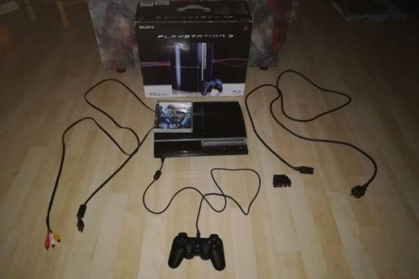 Playstation 3, kaum genutzt, neuwertig