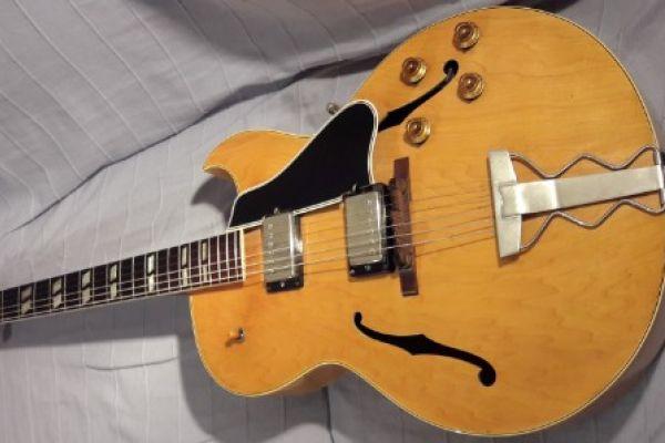 GIBSON ES-175 D - Jazz-Gitarre