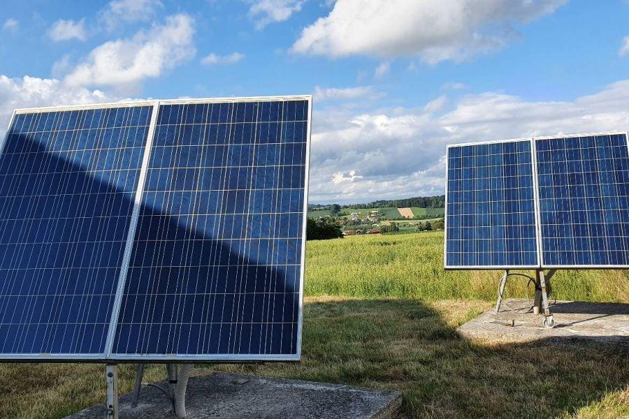 Solarpanele YNGLI Solar 240 W - Bild 1