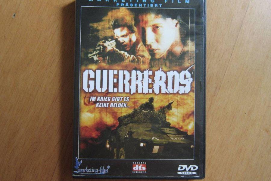 Guerreros - Im Krieg gibt es keine Helden - Dvd - Bild 1