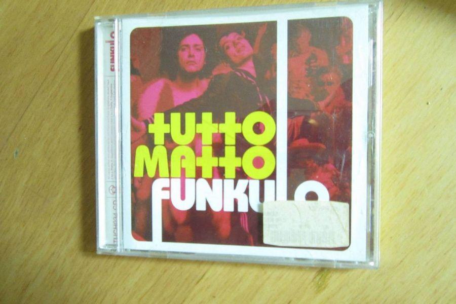 Tutto Matto - Funkulo - CD - Bild 1