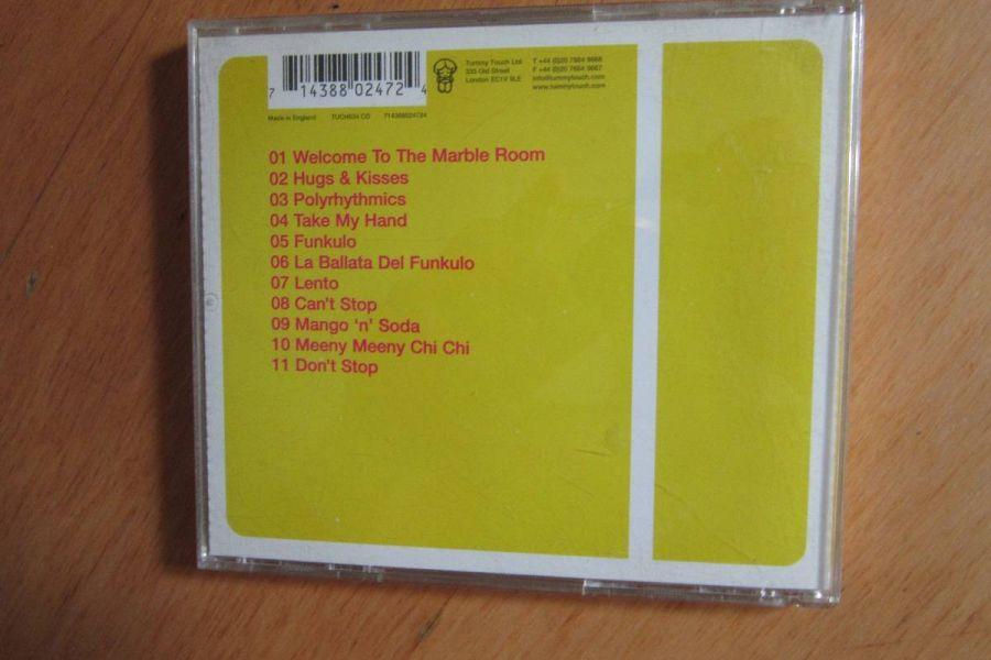 Tutto Matto - Funkulo - CD - Bild 2