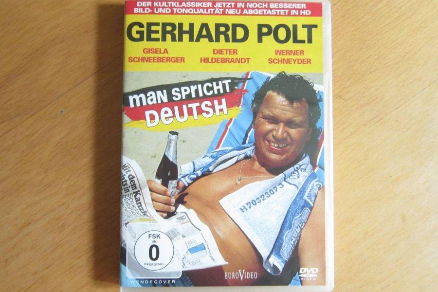 Man spricht Deutsch - Gerhard Polt - Dvd - Bild 1