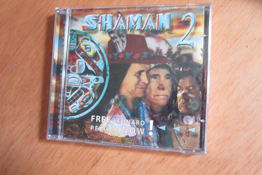 Oliver Shanti Project - Shaman 2 - CD - Bild 1