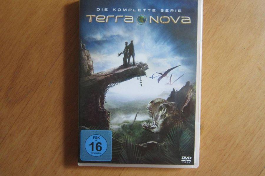 Terra Nova - Die komplette Serie - über 9 Stunden Lauflänge - Dvd - Bild 1