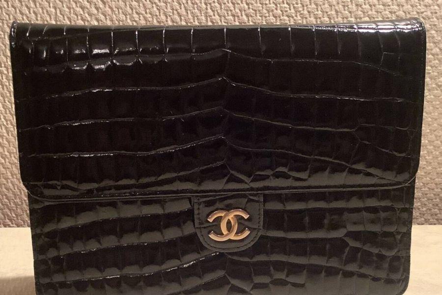 Chanel Tasche Vintage Mit SchulterRiemen - Bild 2