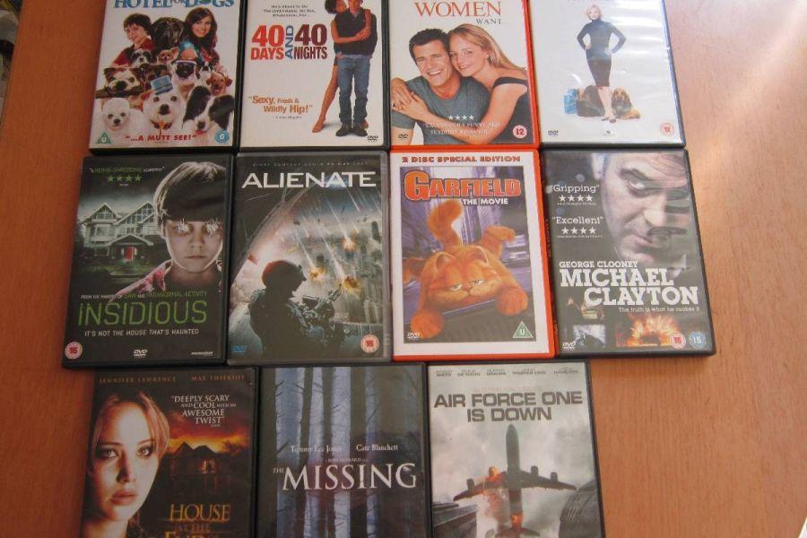 DVD - Sammlungsauflösung - Englischsprachige Filme - Raritäten - Bild 1
