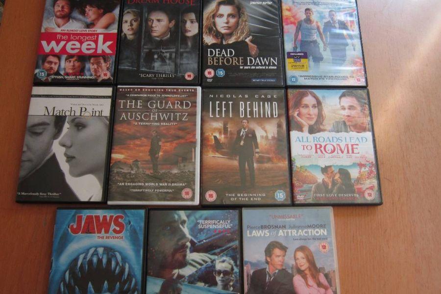 DVD - Sammlungsauflösung - Englischsprachige Filme - Raritäten - Bild 2