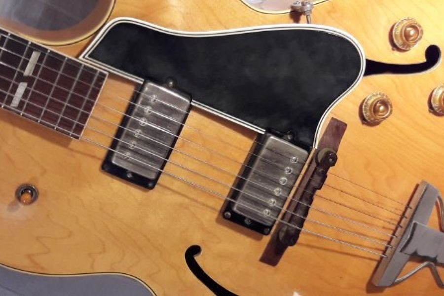 GIBSON ES-175 D - Jazz-Gitarre - Bild 4